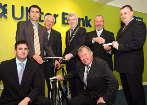 ULSTER BANK CARRIGALINE SUPPORT CARRIGALINE & DISTRICT LIONS CLUB CYCLE CLASSIC