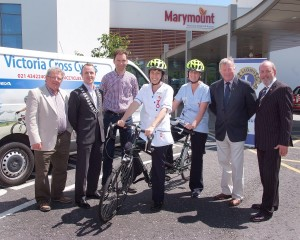 Carrigaline Lions Club Cycle Classic 2014 Launch Pic 04
