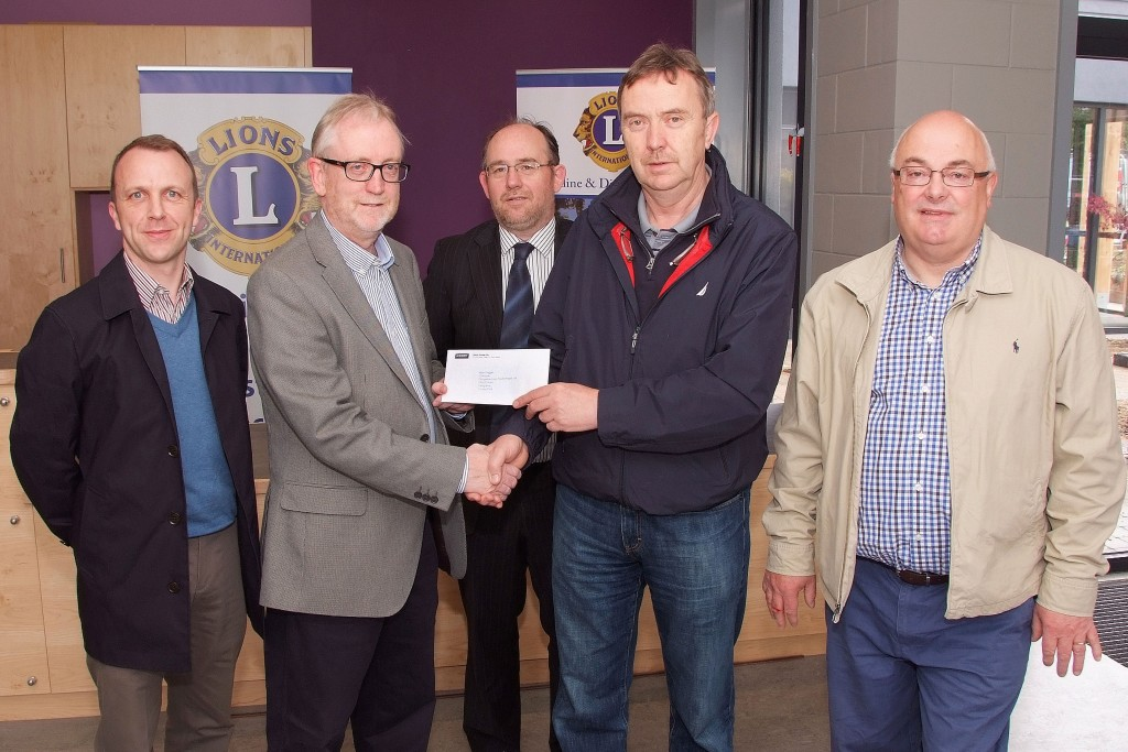 KERRY GROUP SUPPORT THE CARRIGALINE YOUTH CENTRE PROJECT